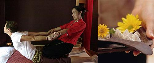 Special Thai Massage at The Thai Spa in Surat