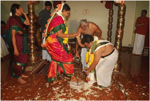 thanjavur wedding