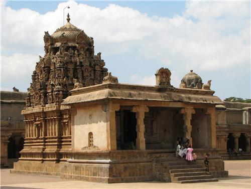 Monuments in Thanjavur