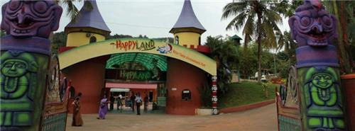 Establishment of Happy Land Water Theme and Amusement Park in Thiruvananthapuram