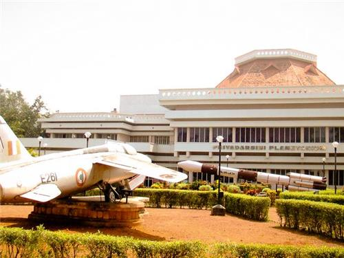 Amazing Features of Priyadarshini Planetarium in Thiruvananthapuram