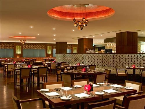Garden grille restaurant trivandrum