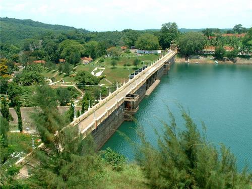 Neyyar Dam in Thiruvananthapuram