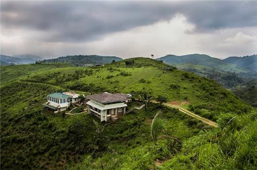 Sightseeing in Vagamon near Thiruvananthapuram
