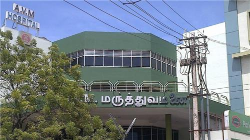 Private hospitals in Thoothukudi