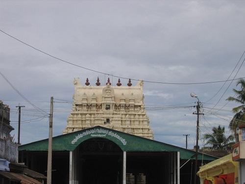 Sri Adhinaatha Perumal Temple