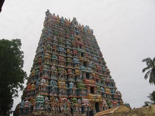 Sri Vaikuntanatha Temple