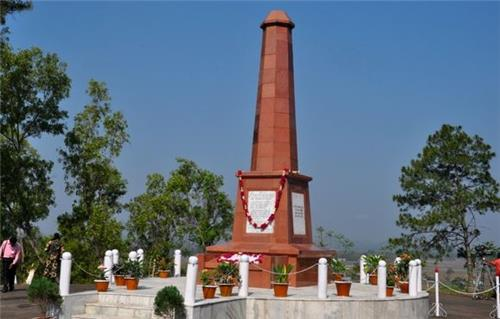 Khongjom War Memorial,