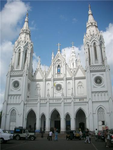 A Church in Thrissur