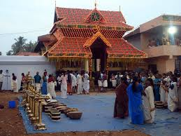 a famous temple in Thrissur