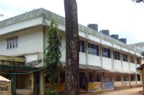 A famous hospital in Thrissur
