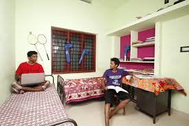 students in hostel