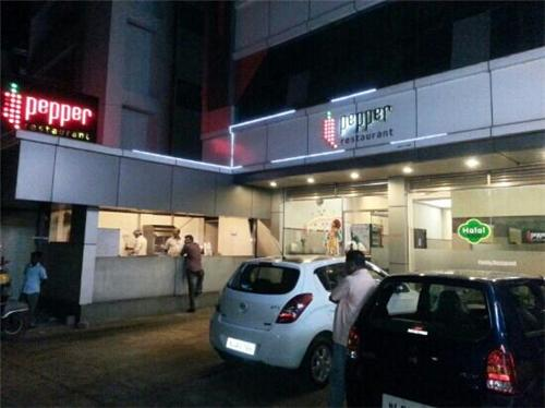 Restaurants in Thrissur
