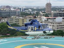 A Helipad in Thrissur