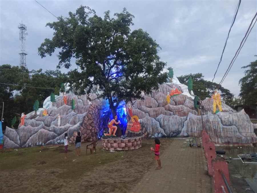 Devi Phukari Pandal