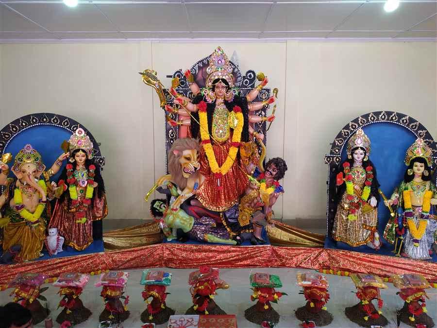 Guijan Durga Puja 2019