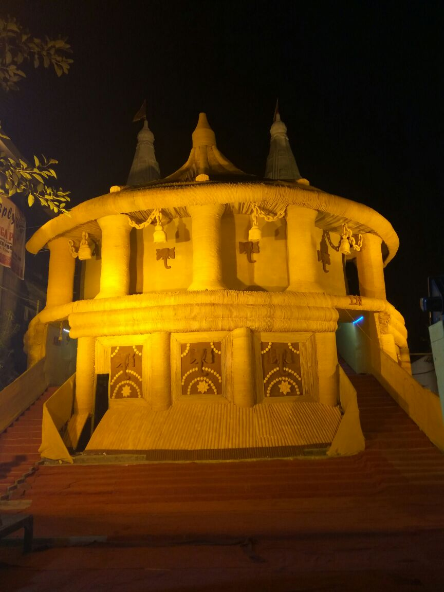 Babu Patty Durga Puja