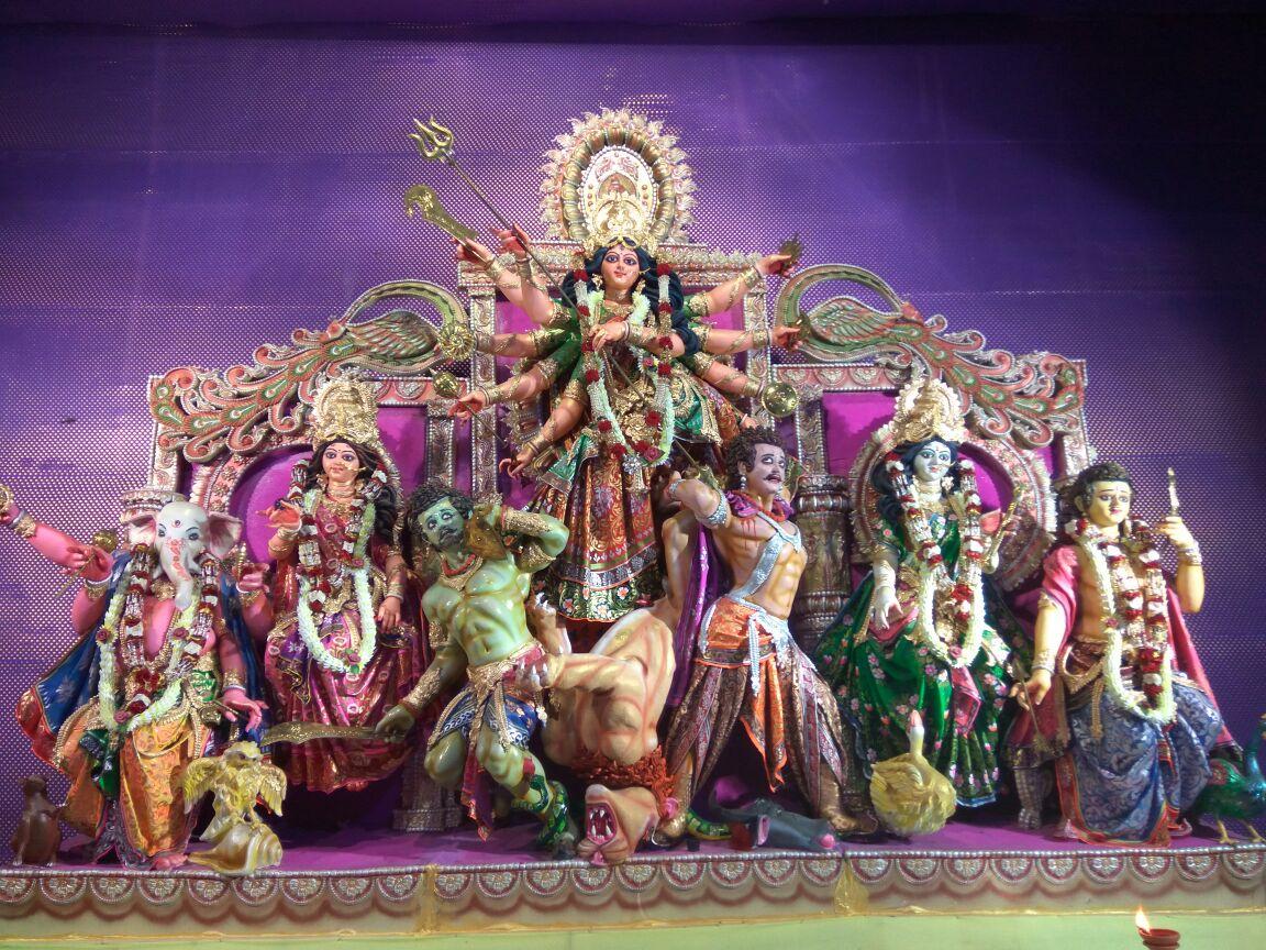 Chalia Nagar Durga Puja
