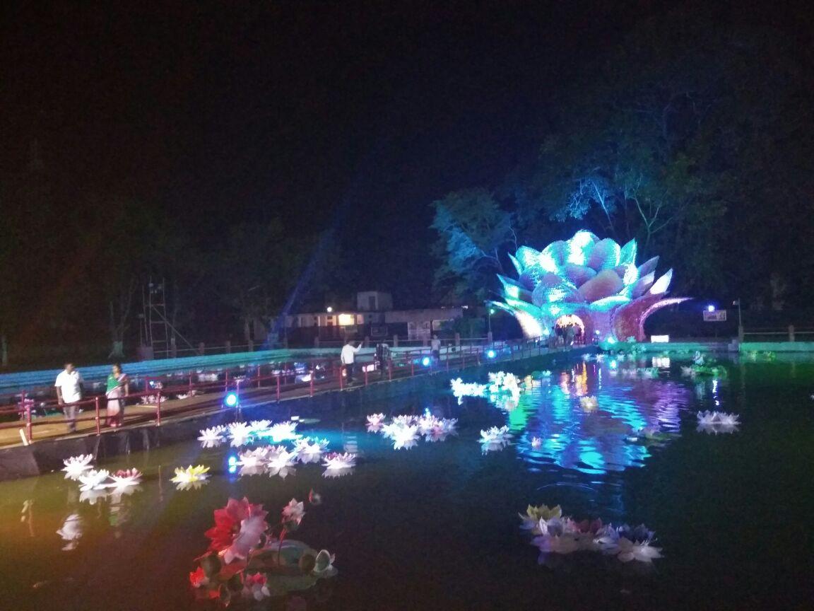 Devi Pukhri Durga Puja