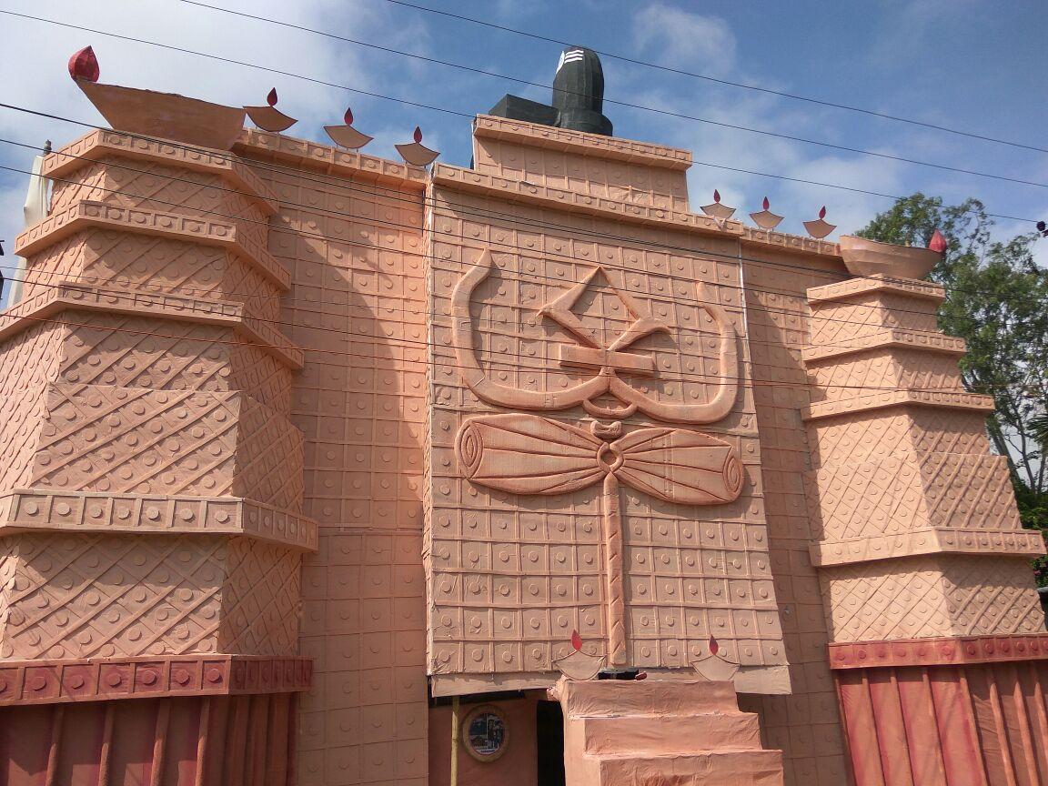 Khageswar Road Durga Puja