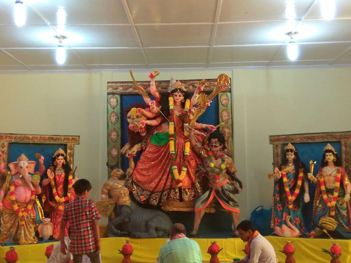 Sarvajanik Durga Puja Guijan Bazar