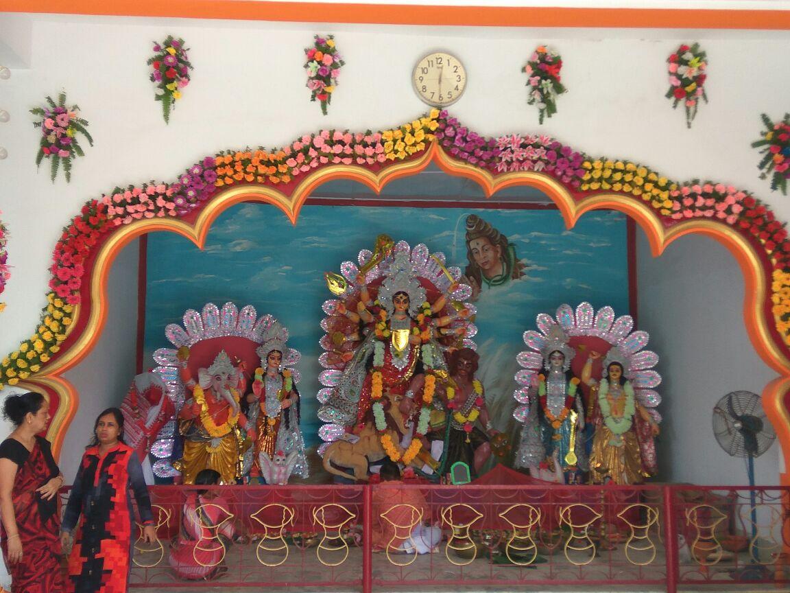 Subochini Puja Mandir Durga Puja