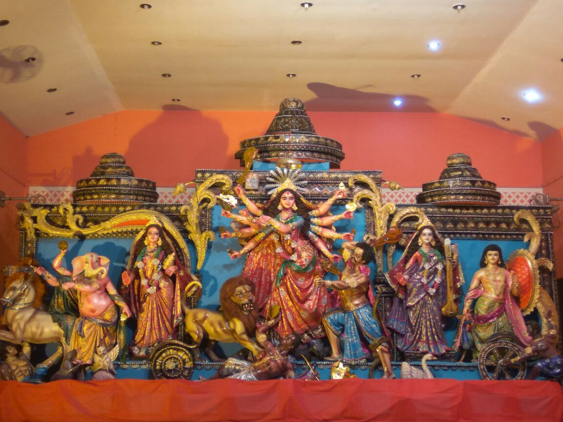 Marwari Durga Puja Manav Kalyan