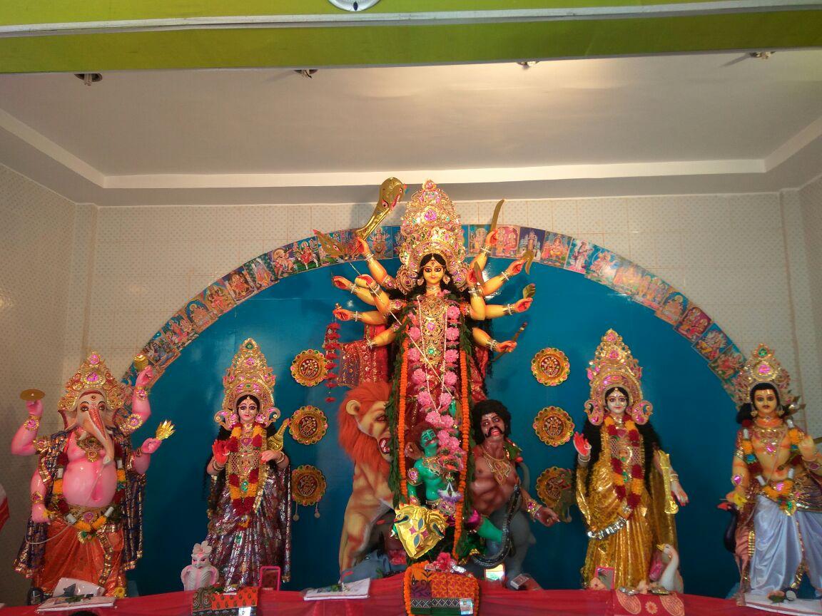 Pallyshree Durga Puja