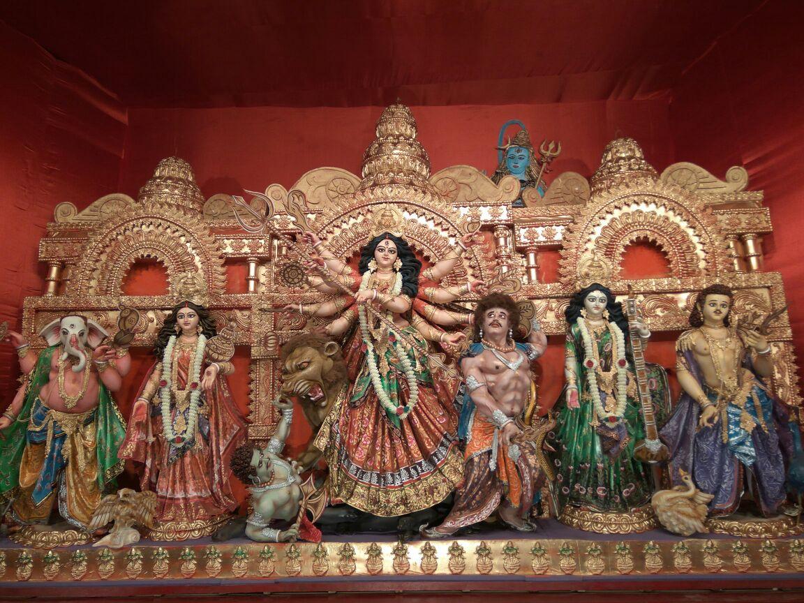 Paschim Sripuria Sarbajanik Durga Puja
