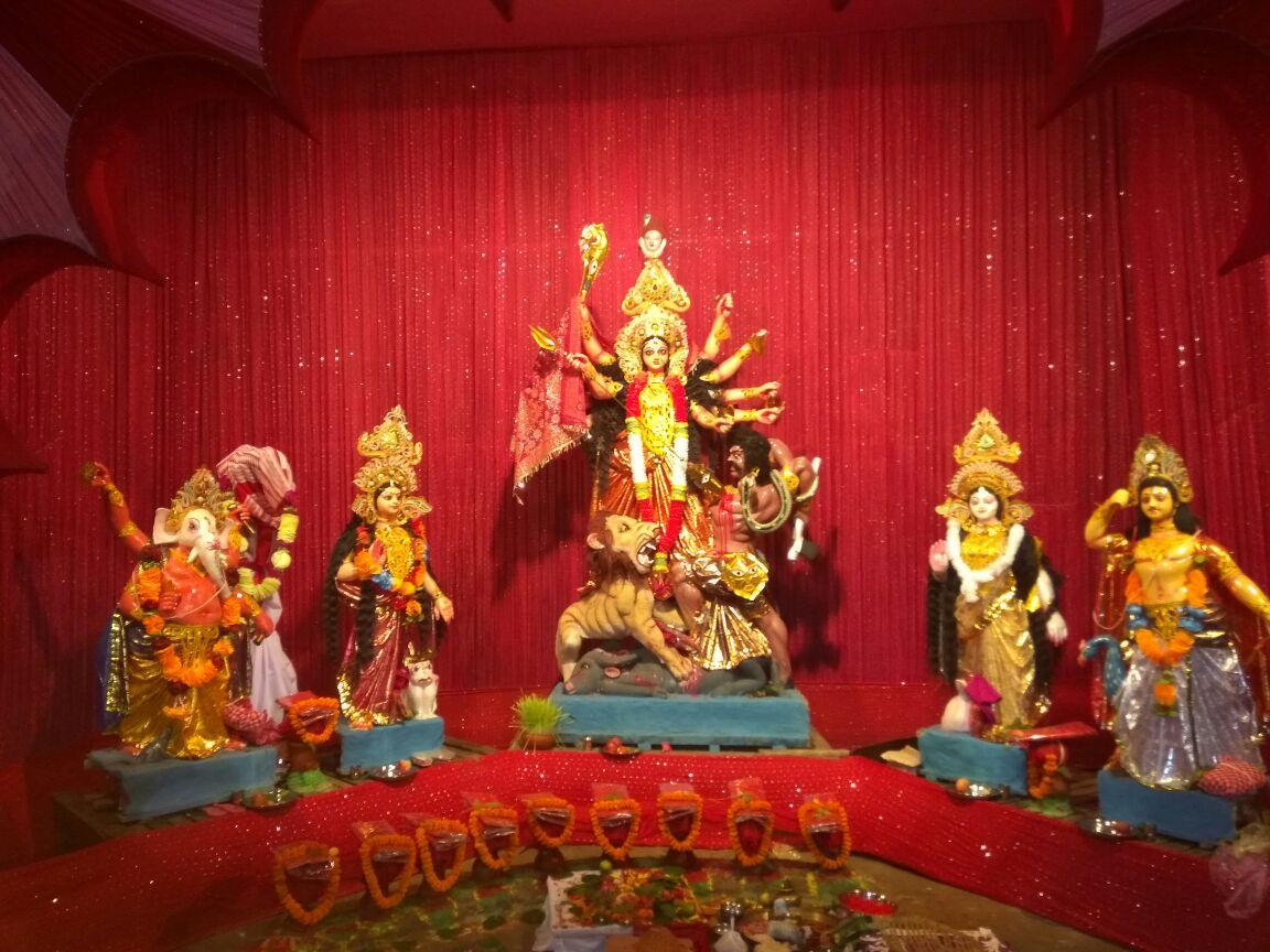Thana Road Durga Puja