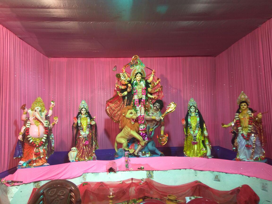 Sarbajanik Durga Puja