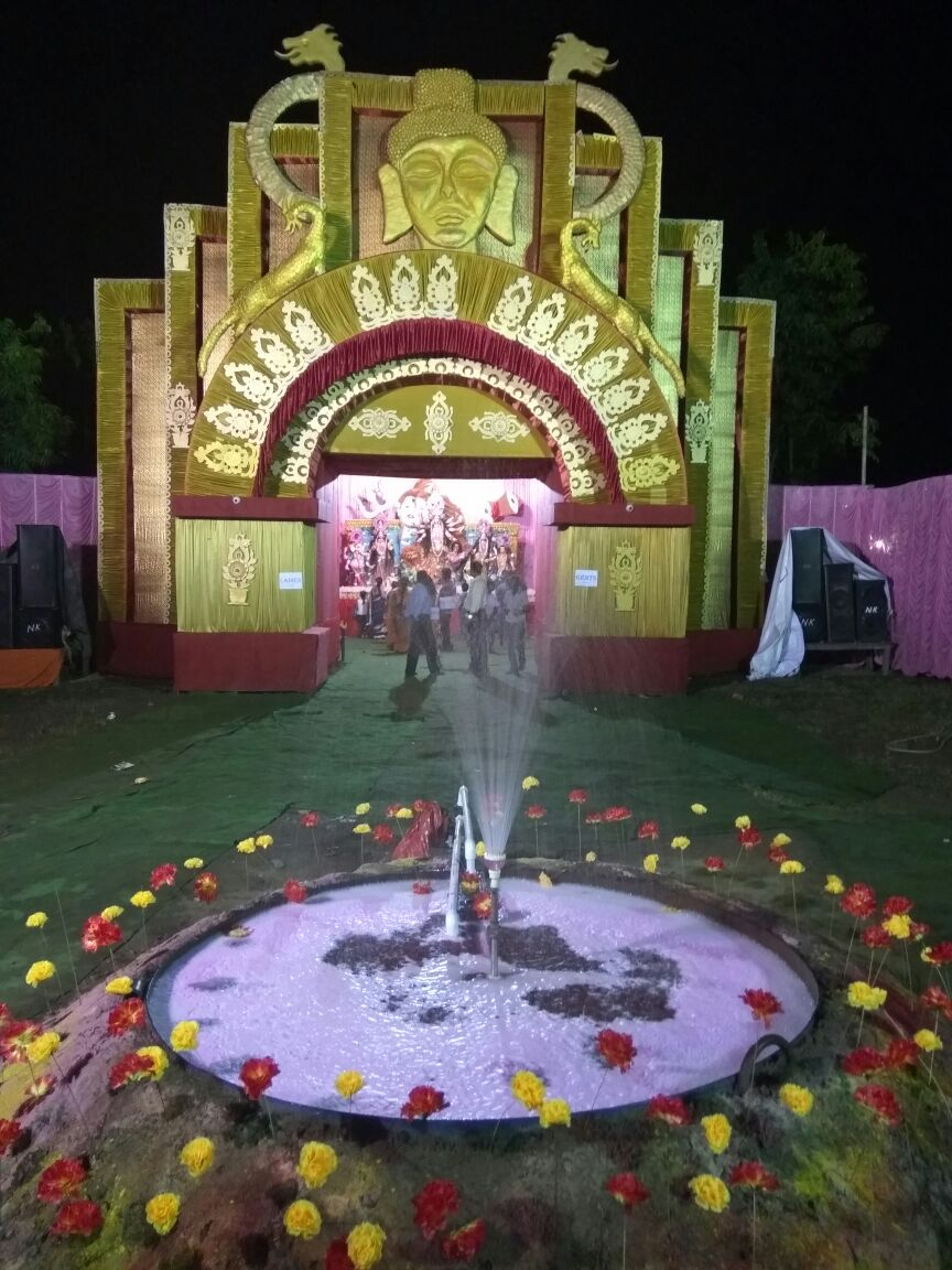 Sri Sri Sarbajanik Durga Puja Vivekanand Club