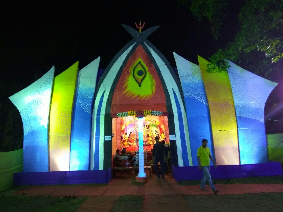 Sripuria Pather Durga Puja Committee
