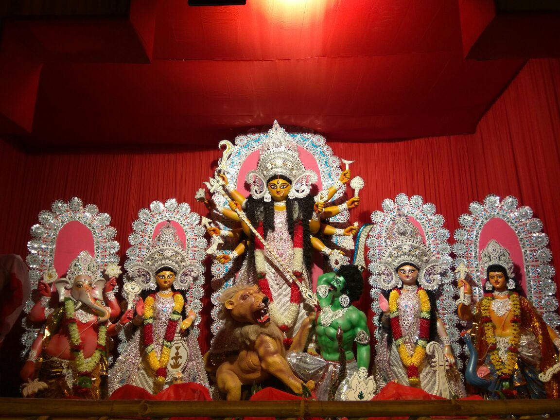 Anand Nagar Sarvajanik Durga Puja Raja Ali Road