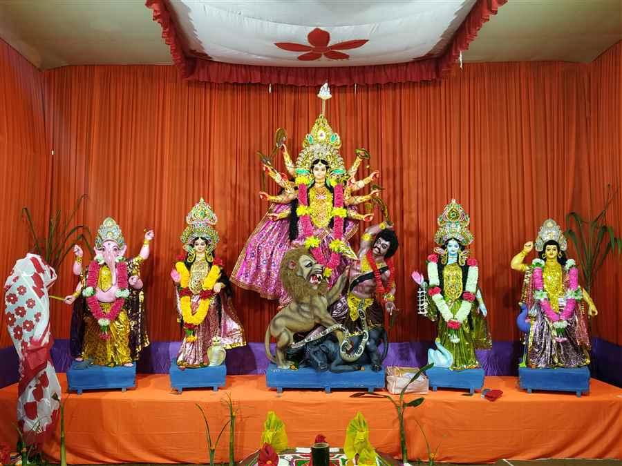 Assam Durga Puja