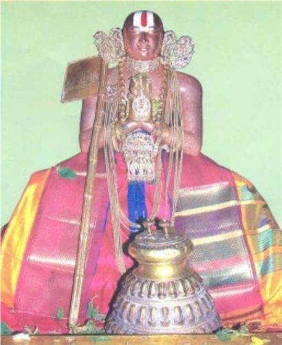 Architect of Lord Venkateshwara temple