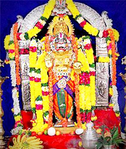 Sri Narasimhaswami Shrine