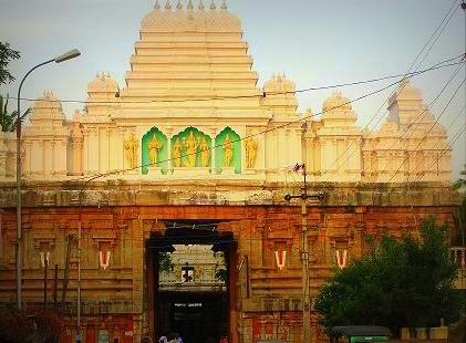 Famous temples in Tirupati