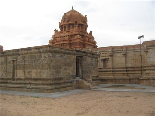Sukreeswarar temple in Tirpur