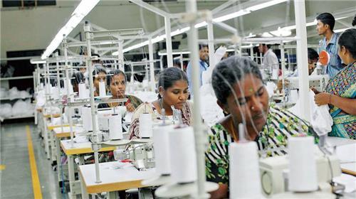 Textile in Tirupur