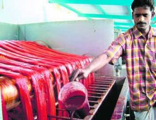 Vests in Tirupur Cotton Factories