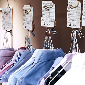 Dry cleaning services in Ujjain