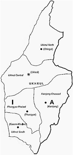 Geography of Ukhrul