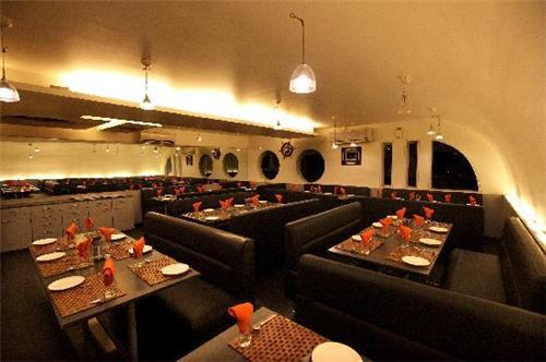 Beautiful Chinese Restaurant Serving Chinese Food in Vadodara