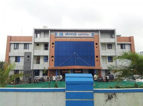 Hospitals in Valsad