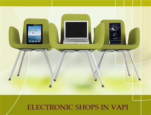 Vapi Electronics Shops
