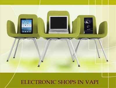 Vapi Electronics Shops