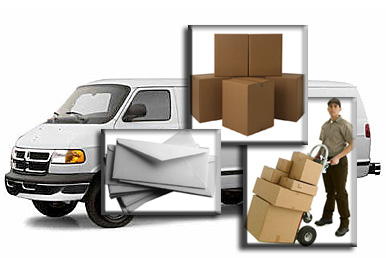 Courier services in Veraval