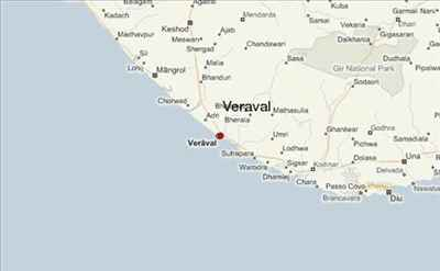 Geography of Veraval