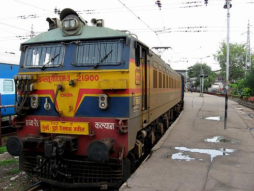 Trains in Veraval
